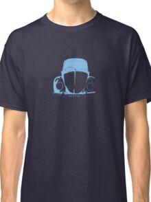 VW Beetle -  Light Blue Classic T-Shirt
