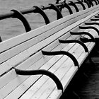 Bench by Clare Forder