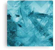 Square Series - Marine 7 Canvas Print