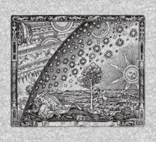 Flammarion Engraving Transparent T-Shirt