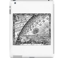 Flammarion Engraving Transparent iPad Case/Skin