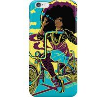 Afro Bike Love iPhone Case/Skin