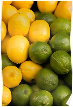Lemons and Limes by Rob Lodge