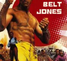 Blackbelt Jones again! Sticker