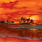 Tropical Passion by SERENA Boedewig
