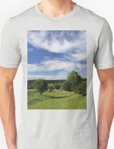 a wonderful Czech Republic landscape Unisex T-Shirt