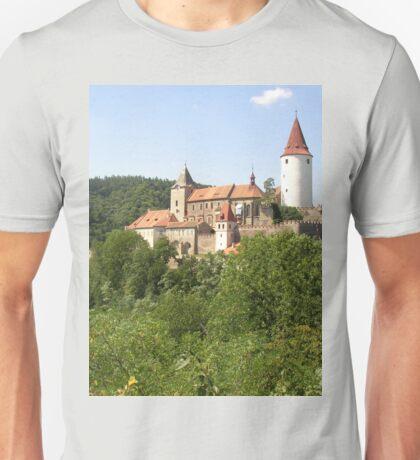 a vast Czech Republic landscape Unisex T-Shirt