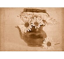 Pretty Antique Photographic Print