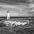 Griffith Island lighthouse by Roger Neal
