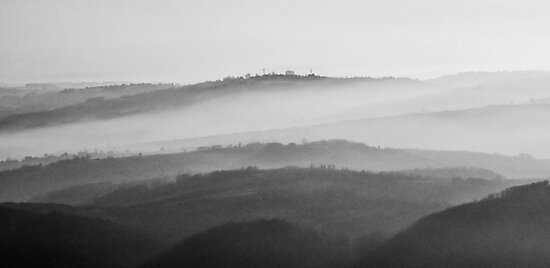 Layers by Milos Markovic
