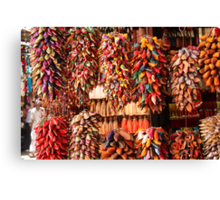 Slippers anyone? (Marrakech, Morocco) Canvas Print