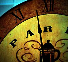 The cafe clock by John Webster