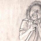 Eddie Vedder by Tam Edey