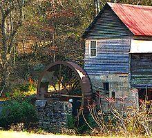 """Tumlin's Mill"" by franticflagwave"