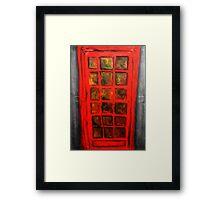 Door Of Hope Framed Print
