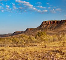 Cockburn Ranges, Kimberley, Australia by Michael Dietrich