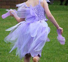 looks like a fairy fleeing - like Cinderella (#2284) by gaylene