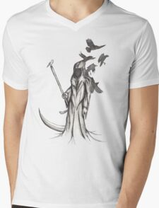 A Meeting of Life and Death T-Shirt