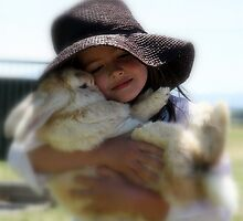 Giant Rabbit by coffeebean