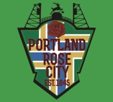 Rep Your City: Portland by TriStar