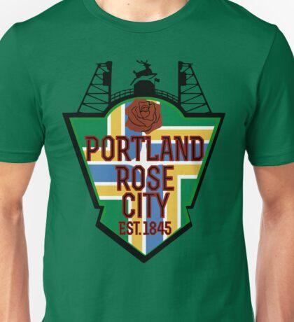 Rep Your City: Portland Unisex T-Shirt