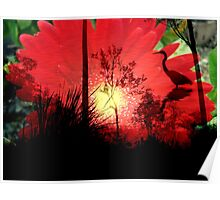 NATURE ABSTRACT Poster