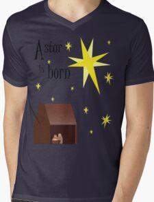 A Star Is Born Mens V-Neck T-Shirt
