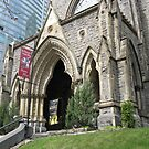 St. George's Anglican Church, Montreal by artwhiz47