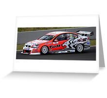 The Bathurst winners 2009 Greeting Card