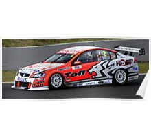The Bathurst winners 2009 Poster