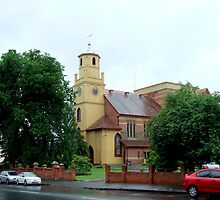 St John's Anglican Church Launceston by wiccanrider