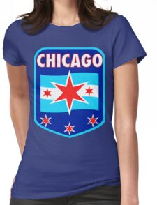 Rep Your City: Chicago Womens Fitted T-Shirt