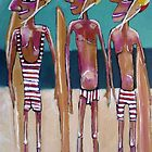 The Boys by Carmen  Cilliers