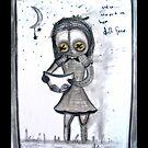 Dirk Strangely's DOLL FACE by Dirk Strangely