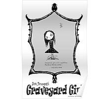 Dirk Strangely's GRAVEYARD GIRL Poster