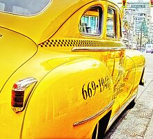 Taxi by RobertCharles