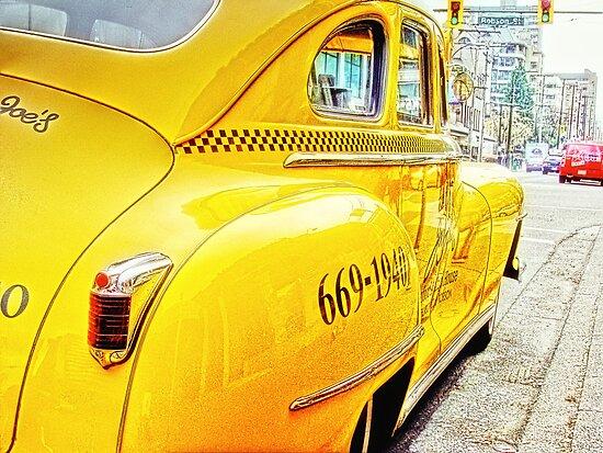 Taxi by RobertCharles