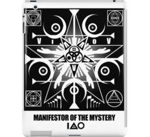 Manifestor of the Mystery iPad Case/Skin