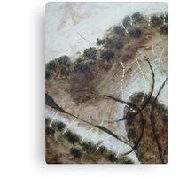 Landscape Interpretation Canvas Print