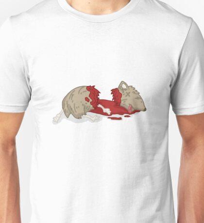 the guinea pig murders... Unisex T-Shirt