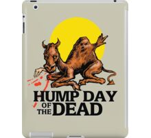Hump Day of the Dead iPad Case/Skin