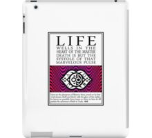 LLLL - Life iPad Case/Skin