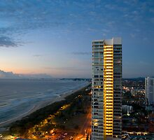 Gold Coast - Australia by Anthony Wilson