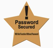 Password Secured 2 by Stephen Baxter