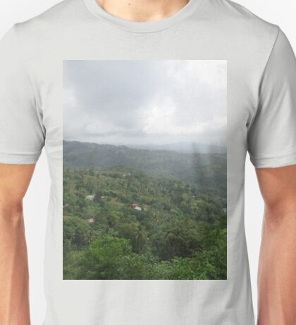 an unbelievable Saint Lucia landscape Unisex T-Shirt