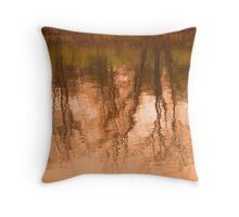 do they watch themselves in natures mirror? Throw Pillow