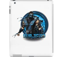 mortal kombat iPad Case/Skin