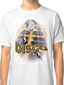Disco Fever Inferno Classic T-Shirt