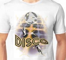 Disco Fever Inferno Unisex T-Shirt