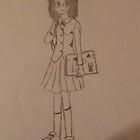 school chick. by xXLauraXx